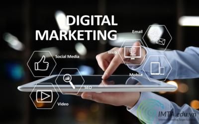 Digital Marketing Là Gì? Các Công Cụ Trong Digital Marketing Online