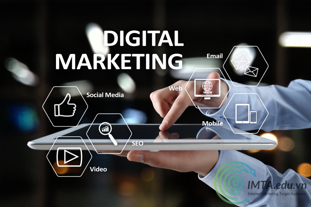 Digital Marketing Là Gì? Các Công Cụ Trong Digital Marketing Online
