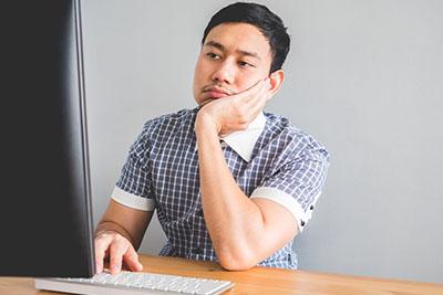 Marketing online không hiệu quả