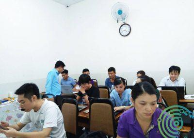 Thực hành tại lớp
