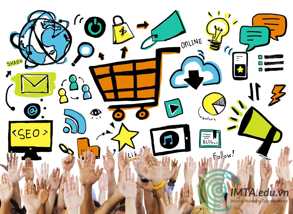Các hình thức Marketing Online