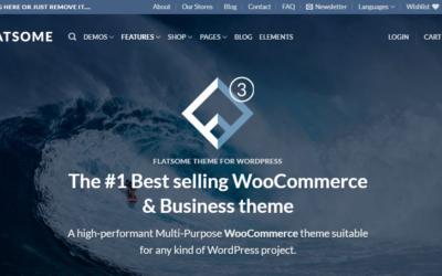Hướng Dẫn Sử Dụng Flatsome – Theme WordPress Cho WooCommerce