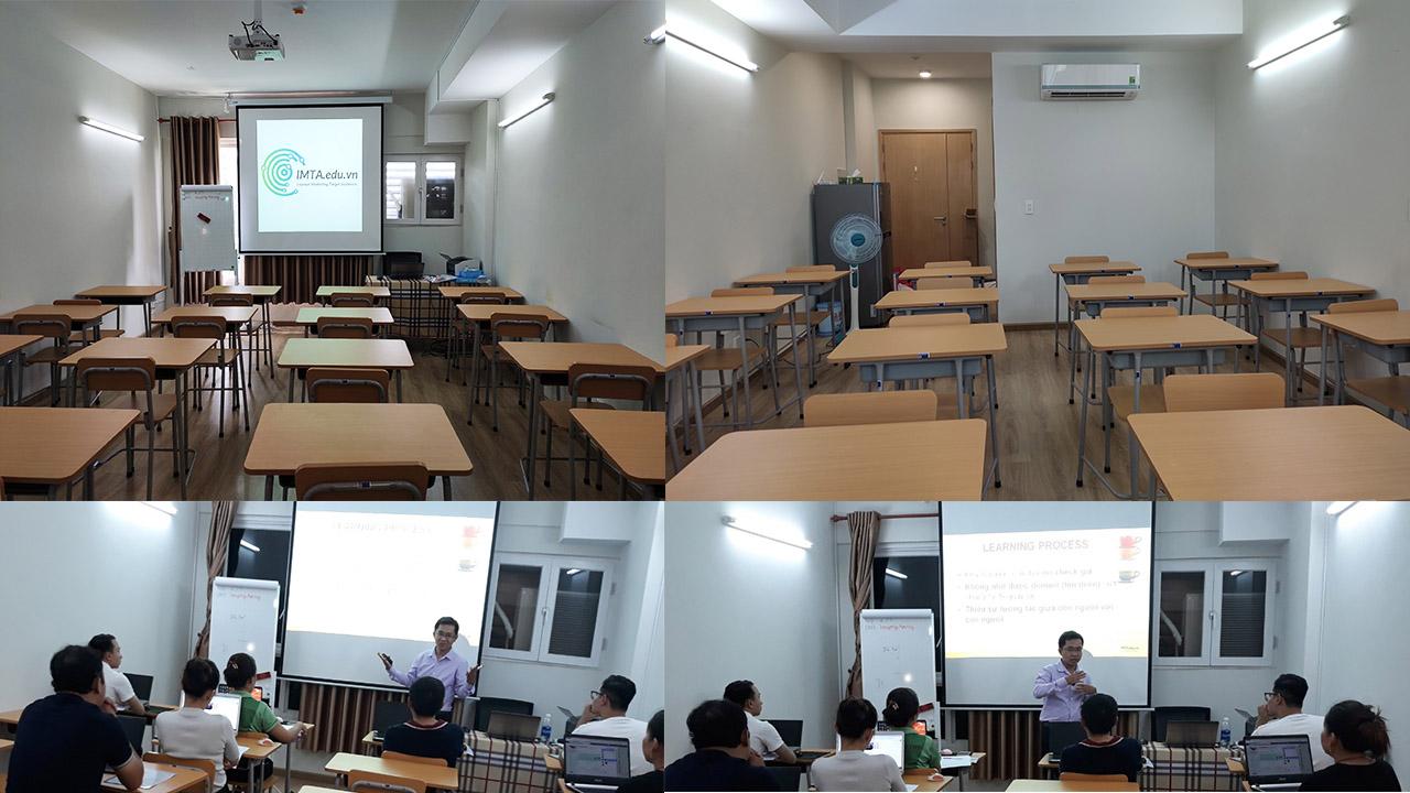 Lớp học Marketing Online tại IMTA