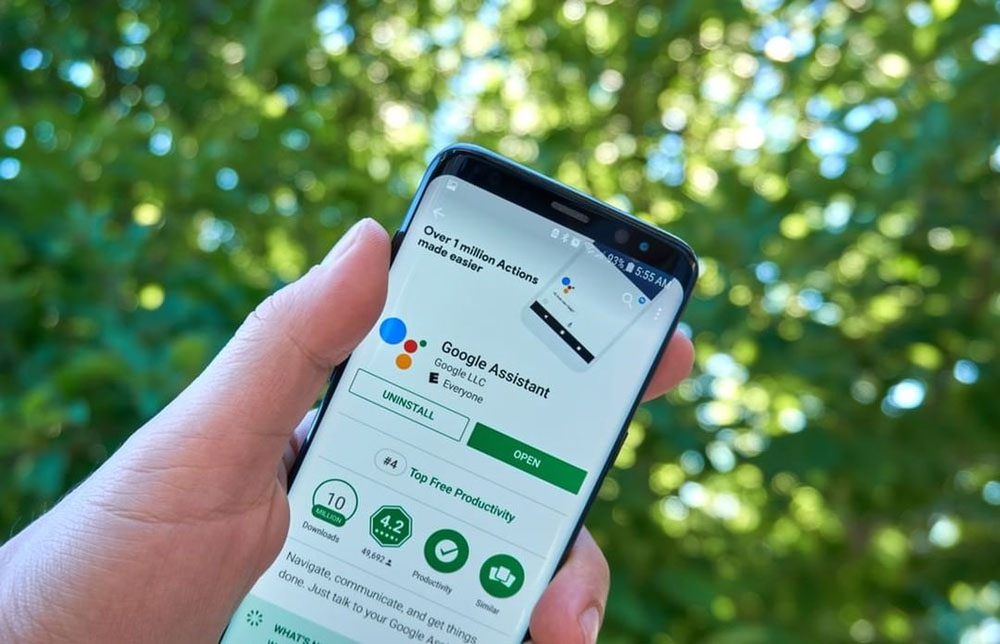 Ứng Dụng Google Assistant