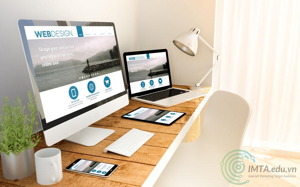 Website Trong Marketing Online