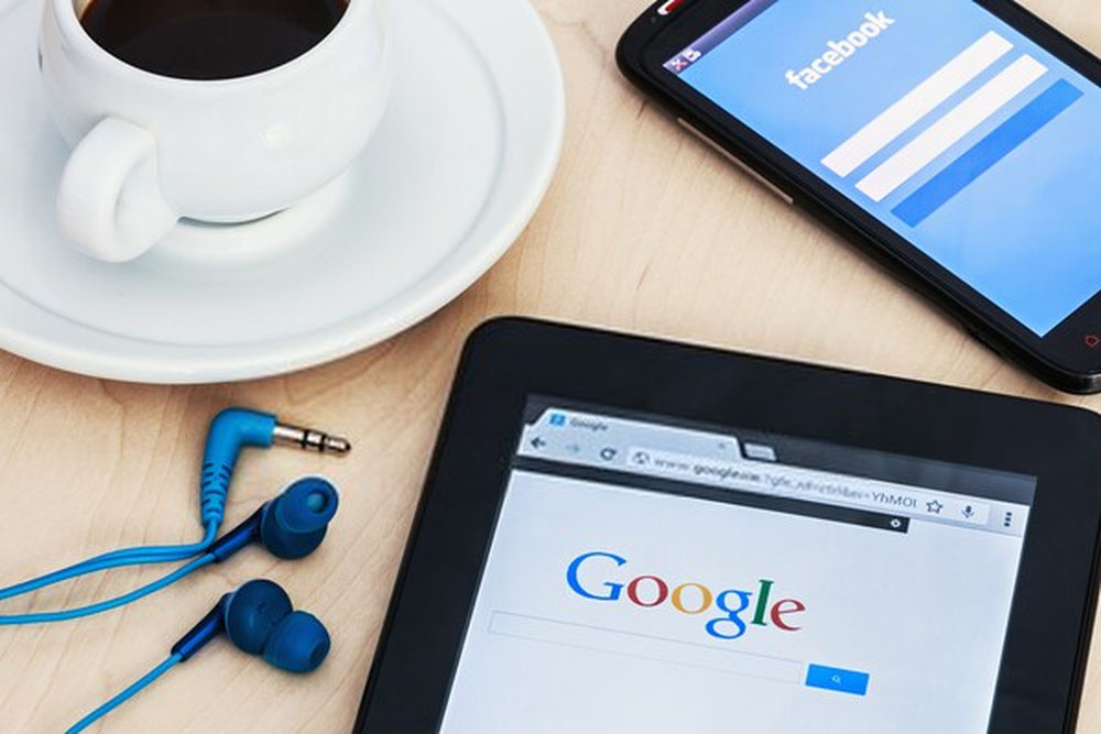 Marketing Online Google & Facebook
