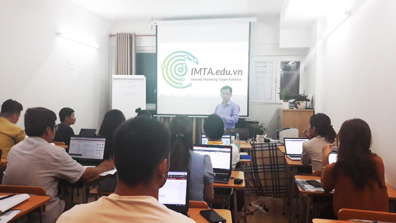 Học Marketing Online Chất Lượng Cao IMTA