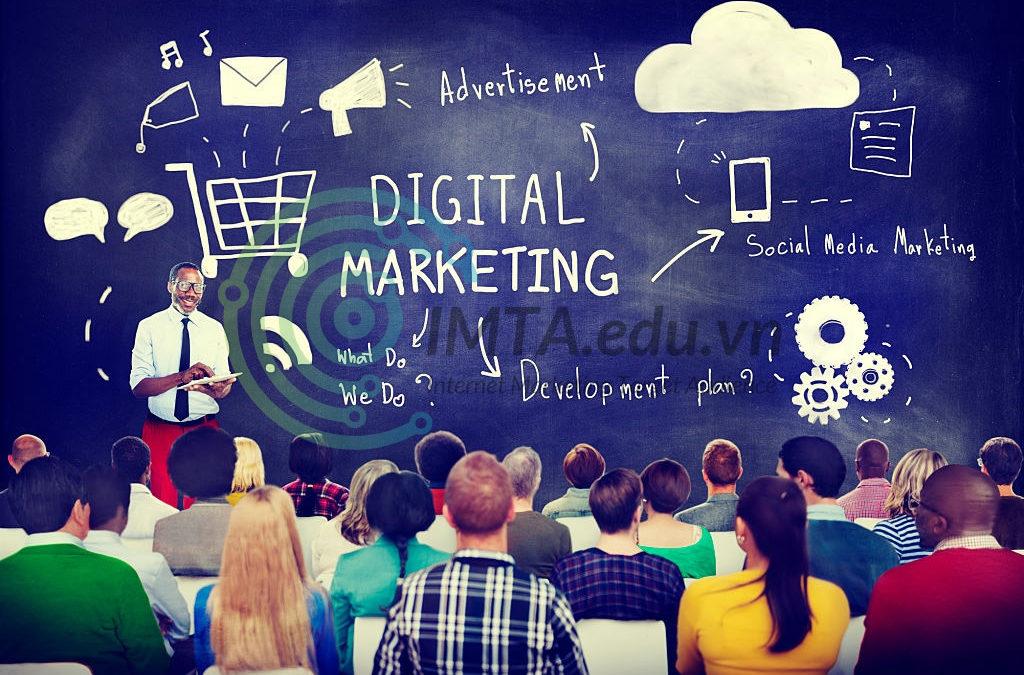 Học Marketing Online Ở Đâu Tốt Nhất Tp. HCM & Hà Nội