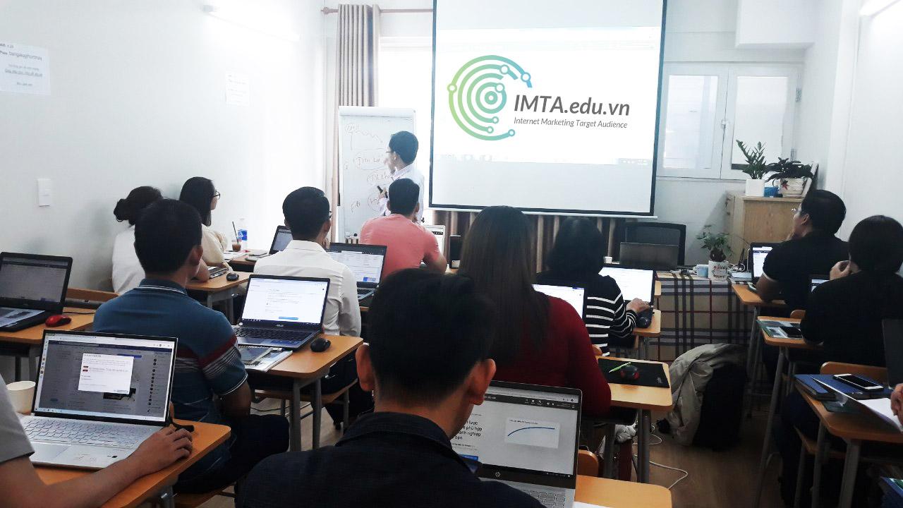 Trung Tâm Đào Tạo Marketing Online IMTA