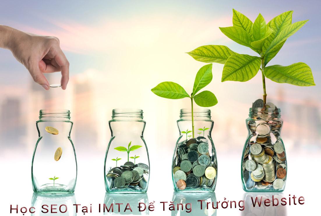 Học SEO Tại IMTA Để Tăng Trưởng Website