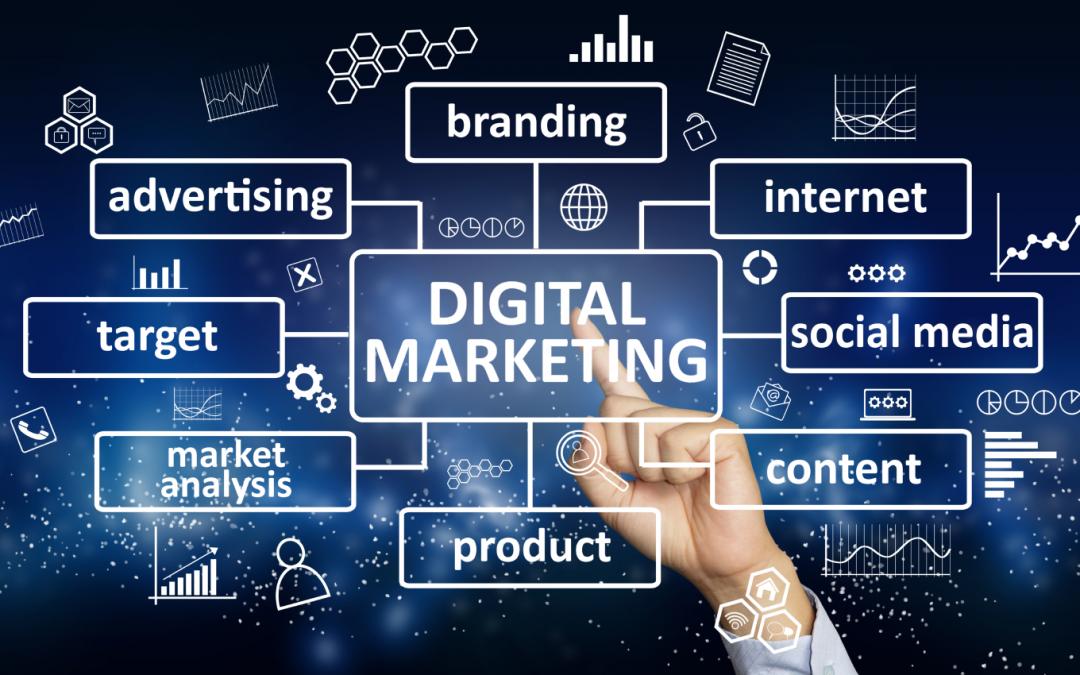 Tự Học Digital Marketing Online – Các Công Cụ Marketing Online Phổ Biến