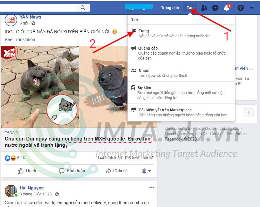 Hướng Dẫn Cách Tạo Fanpage Facebook Bằng Máy Tính Và Điện Thoại