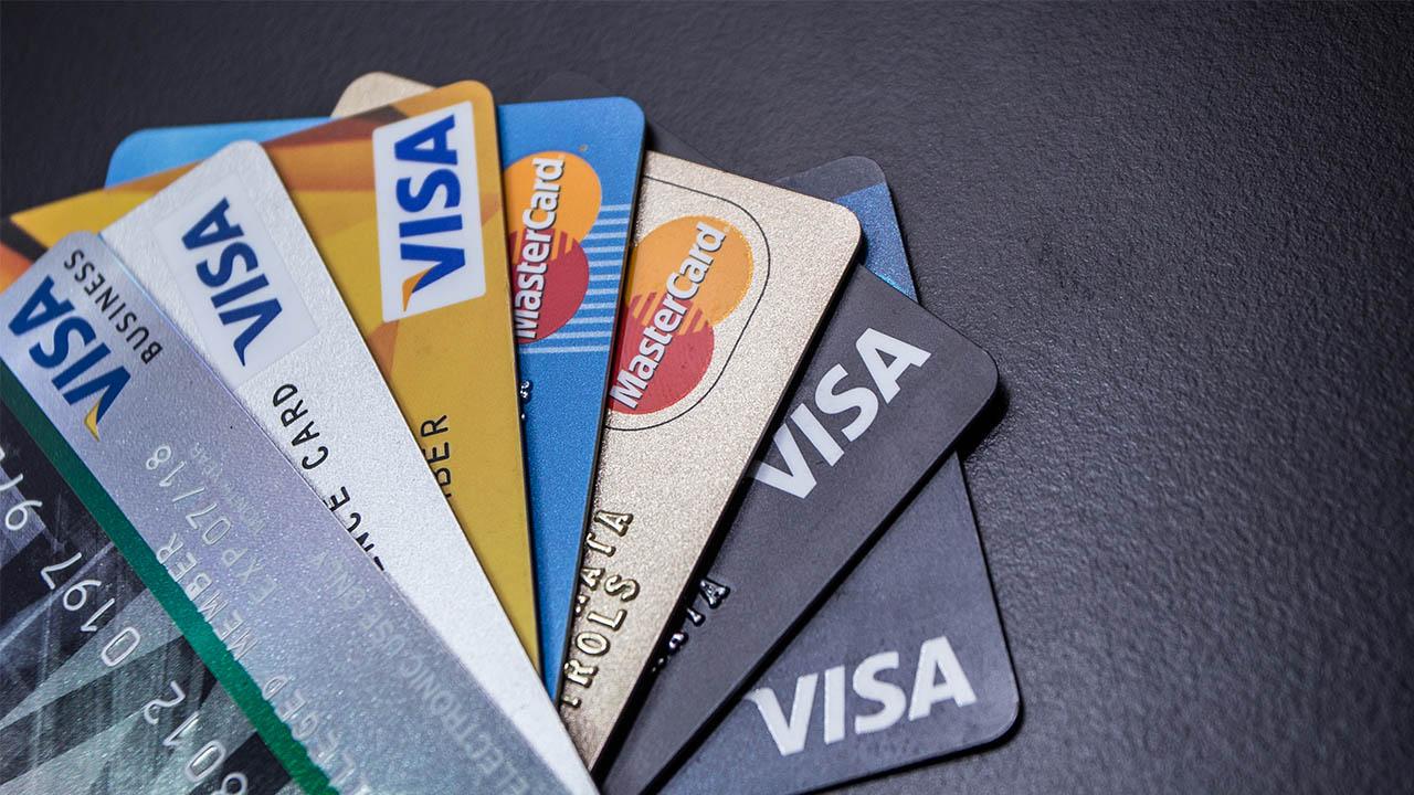 Thẻ Visa Mastercard khóa học kinh doanh online