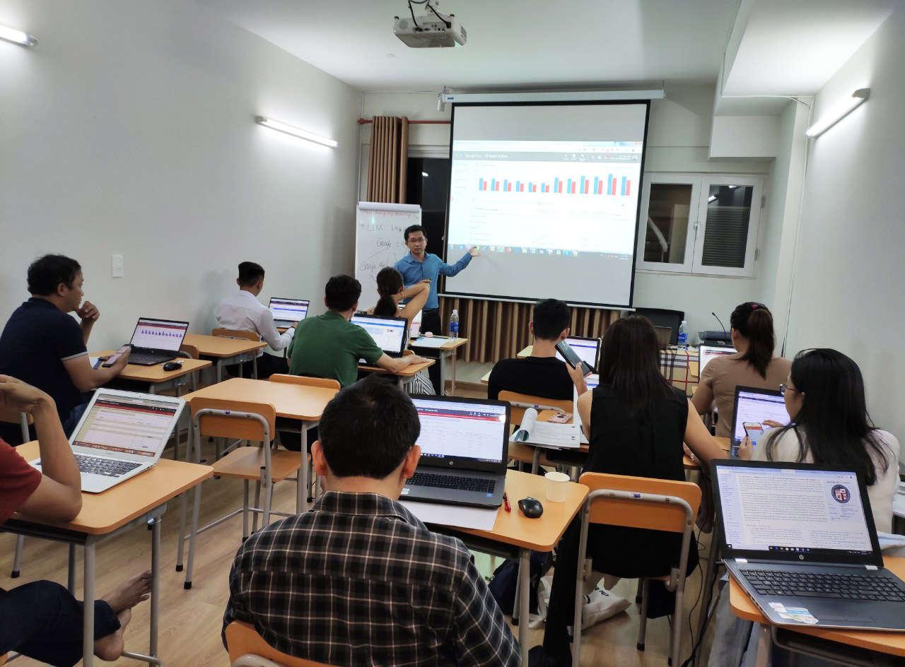 Khóa học SEO Trung Tâm Đào Tạo SEO