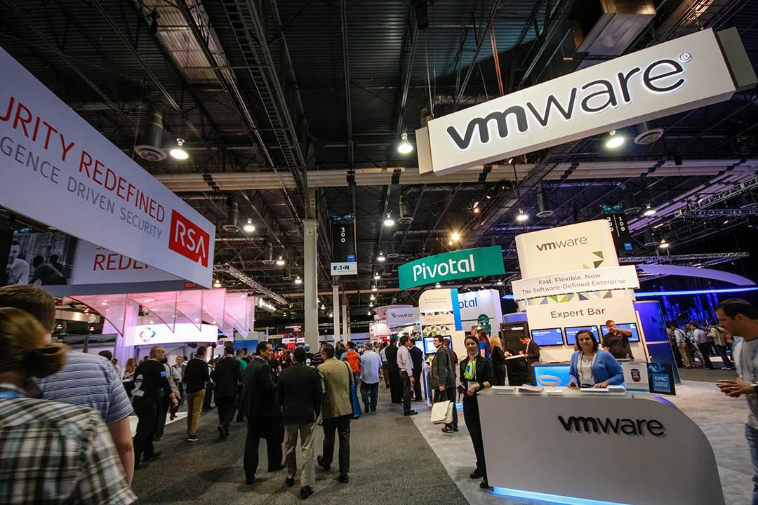 VMware Công ty cung cấp giải pháp ảo hóa