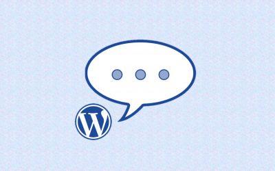 Quản lý bình luận comments và chống spam cho Website WordPress