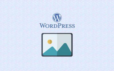 Cách chèn & quản lý hình ảnh Media trên Website WordPress