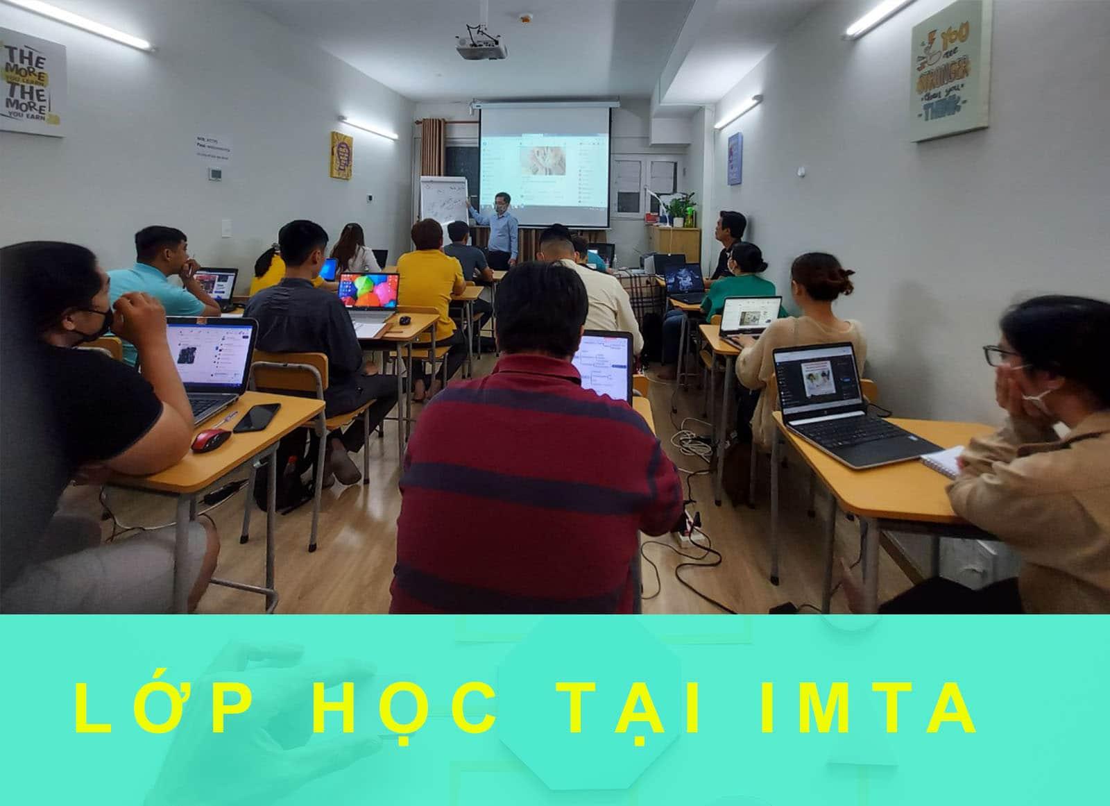 Lớp học tại IMTA