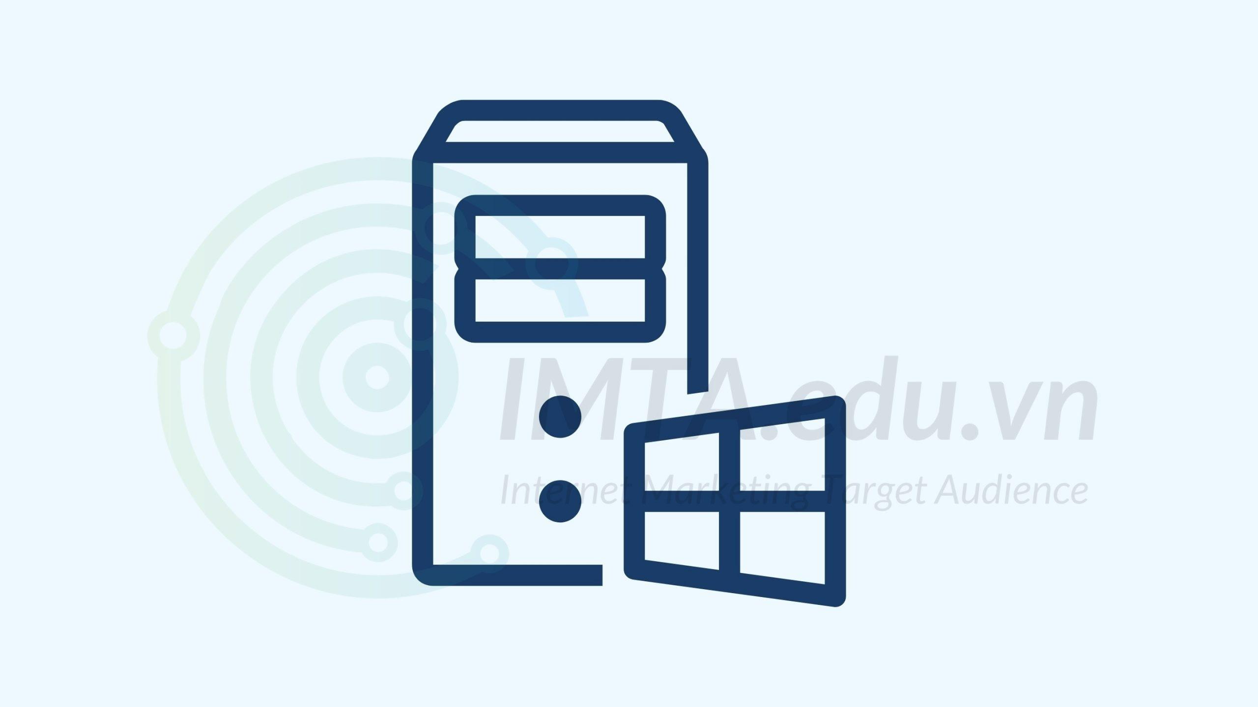 Windows hosting - ảnh minh họa