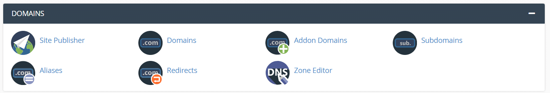 Addon Domain trong cPanel