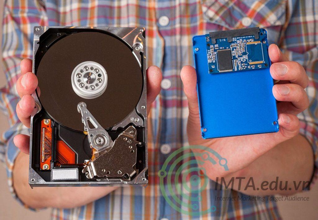 HDD và SSD