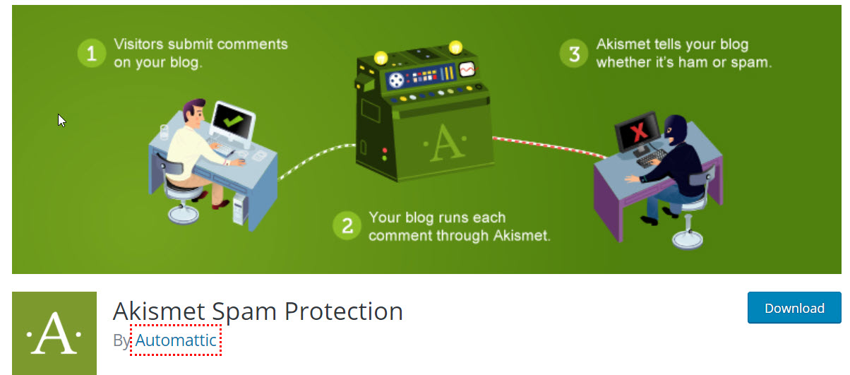 Akismet Plugin Download