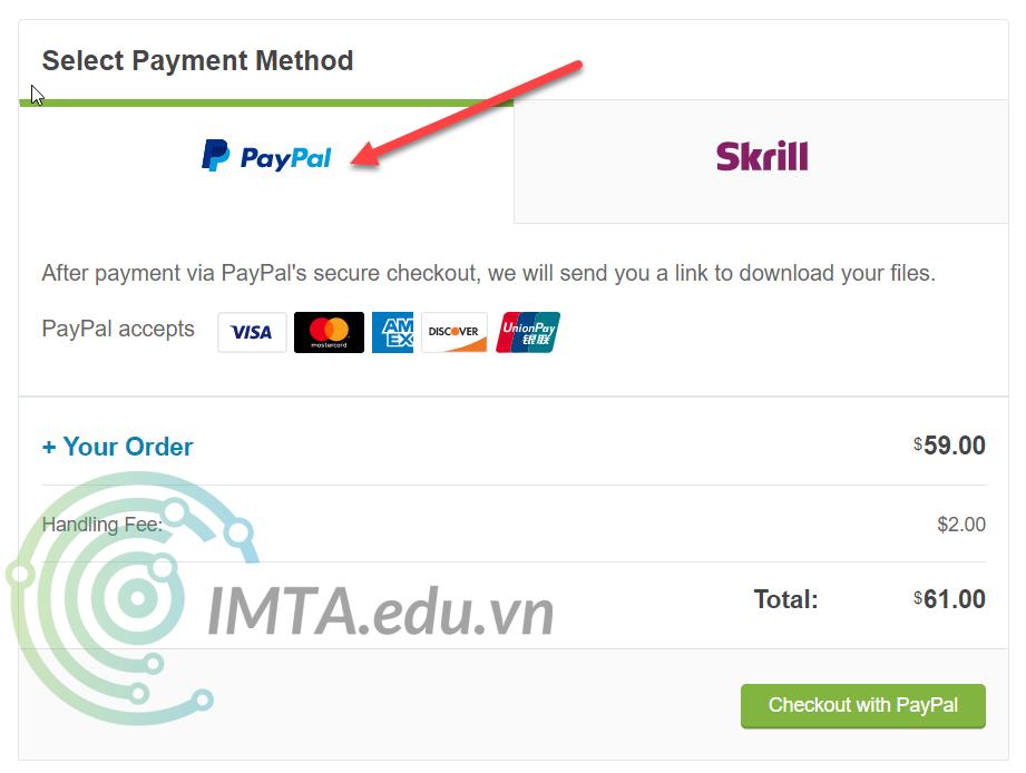 Thanh toán Paypal