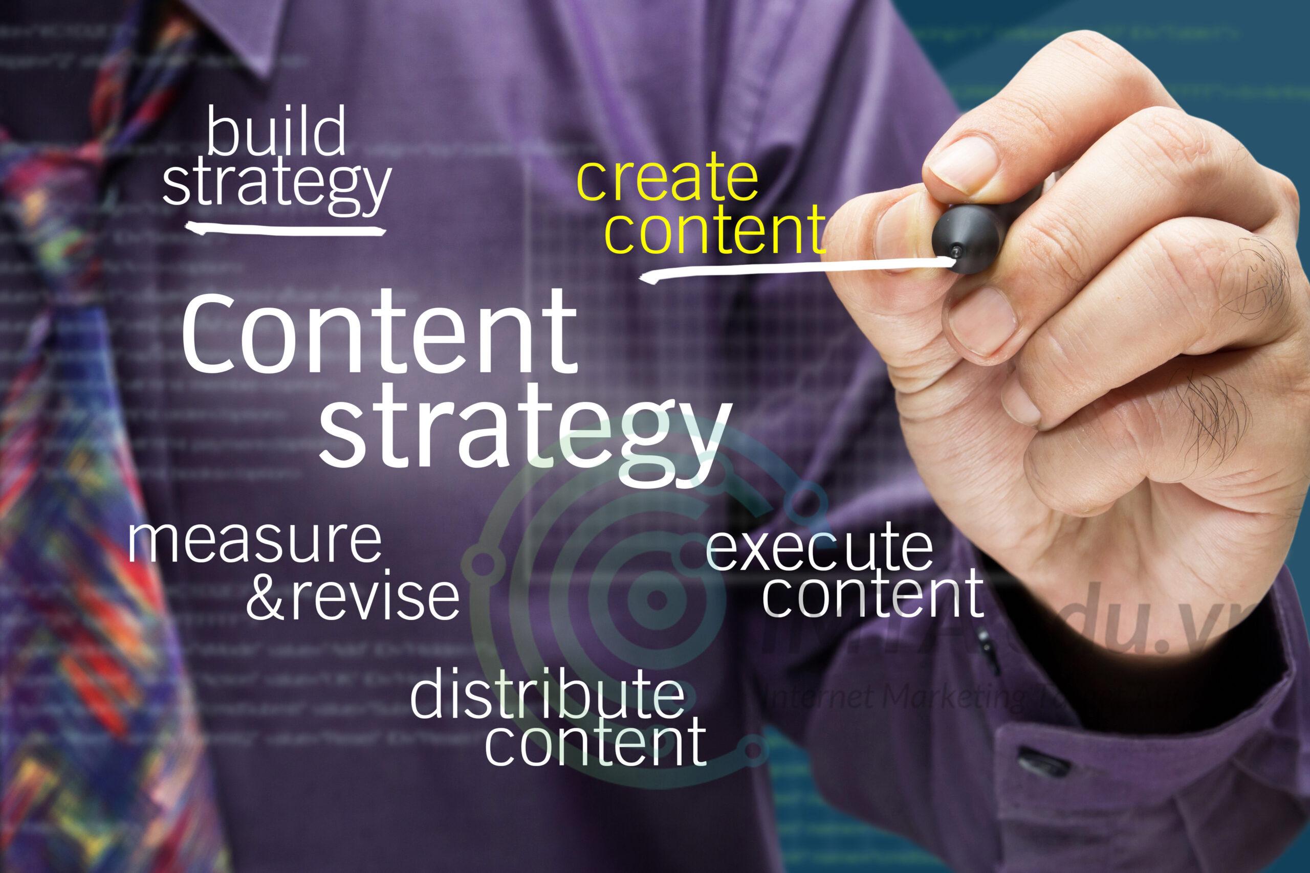 Kỹ năng viết content trong SEO