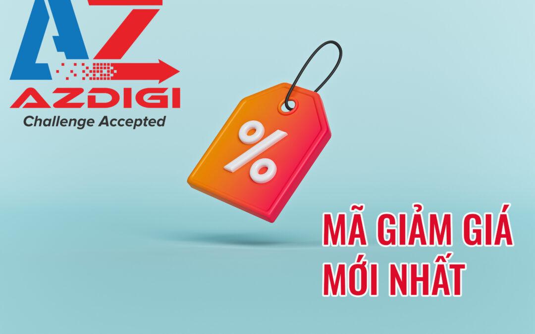 Mã giảm giá Azdigi khuyến mãi T09/2021 mua Hosting & VPS mới nhất